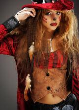 Voodoo Witch Doctor Dreadlocks Hair Extensions Pk2
