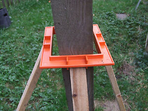 3 x Fencing Collars & Postlevel  for Concrete or Wood Fence Post Erecting Help