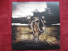 """MY SILENT WAKE A GARLAND OF TEARS LP RED BLACK VINYL PLUS 7"""" INCH SINGLE AS NEW"""