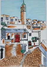 Fliesenbild Keramikfliesen Orient Handbemalt Wandfliesen Mediterran Mosaik 06 25