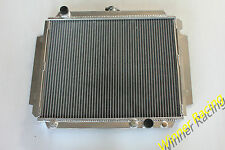 Aluminum Radiator For Holden Jackaroo 2.2/2.8 4x4 Diesel 1982-1992 A/T 40MM