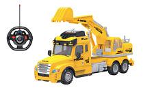 Truck Remote battery full function rc lights  Excavator Toy Chef full size