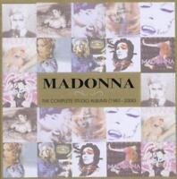 Madonna - The Complete Studio Albums (1983-2008) (NEW CD SET)