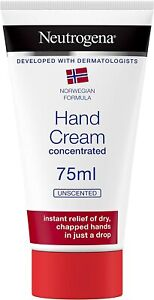 Neutrogena Norwegian Formula Hand Cream Concentrated Unscented 75ml