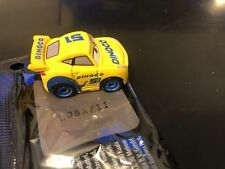 Cars 3 Diecast Mystery Mini Car 3  G Case- #11 Dinoco Cruz Ramirez