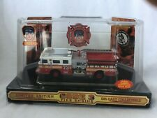 Code 3 Seagrave 1998 Fire Engine FDNY 73 Limited Edition Series 3 Die Cast