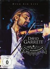 "David Garrett ""Rock Symphonies/Open Air Live"" [Edizione: Germania] DVD"
