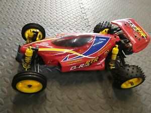 Vintage Kyosho Outrage 2wd buggy