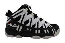 Fila Mens Spaghetti 95 Hight Top Lace Up Basketball Shoes, WBK, Size 9.0
