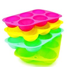 Set di 4 X Silicone Stampo Uovo di Pasqua ideale PER TORTE cioccolato PASTA cubetti di ghiaccio