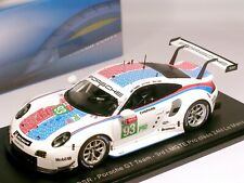 Porsche 911 RSR #93 'Brumos' Bamber Pilet 22nd Le Mans 2019 - Spark 1/43 (S7938)