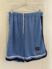 Vintage 90's North Carolina Tar Heels Unc Champion Basketball Shorts Sz Xl
