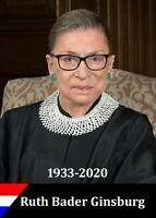 2020 Ruth Bader Ginsburg Political Trading Cards Special Edition #RBG