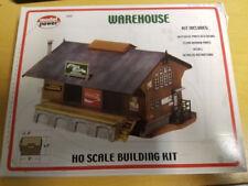Warehouse (Item No. 622) - H0 Gauge - Model Power