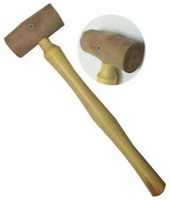 """12"""" Leather Rawhide Mallet (Pack of: 1) - PH-00241"""