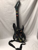 Kramer Striker Wireless Black Guitar Hero Controller Strap RED OCTANE. NO DONGLE