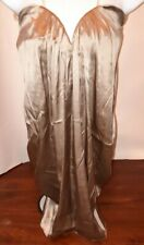 RUBBER DUCKY PRODUCTIONS Strapless Dress ~ Polyester / Spandex ~ Size Small