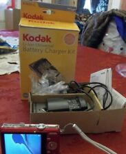 Kodak K7600-C Li-Ion Universal Battery Chrger kit w/ Duracell Ultra Battery incl