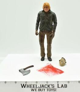 "Jason Voorhees w/ He-Man Head 7"" and accessories 2012 NECA Action Figure"