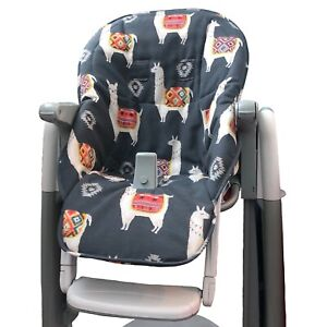 Seat Pad Cover For High Chair Peg Perego Tatamia, Siesta, Prima Pappa Diner