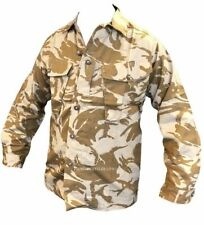 ARMY CAMOUFLAGE - DESERT COMBAT JACKET - Grade 1 Used - Various Sizes