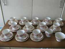 More details for 38 piece tea set from colclough wayside