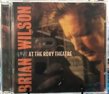 Live at the Roxy Theatre Brian Wilson (2) CD The Beach Boys