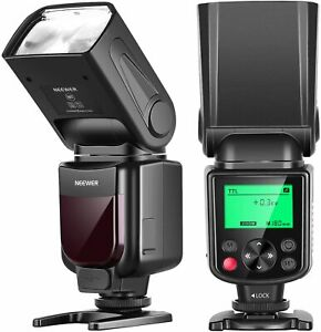 NEEWER NW635 TTL On camera flash GN58 Speedlite With LCD (See Description)