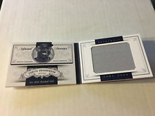 2012 Panini National Treasures Curtis Granderson Booklet SSP #74/99 Yankees