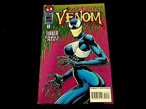Bride of Venom: Sinner Takes All #1 - NM(-) - She-Venom!