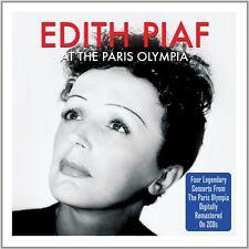 Edith Piaf - At the Paris Olympia [New CD] UK - Import
