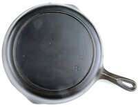 Vtg Birmingham Stove & Range Red Mountain No 8P Cast Iron Skillet Restored Cond