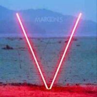 MAROON 5 V Deluxe Album CD BRAND NEW 14 Tracks Gatefold Sleeve