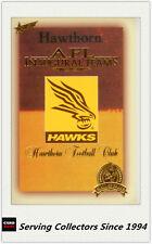 2003 Select AFL Hall Of Fame S2 Trading Card HF122 Hawthorn Logo