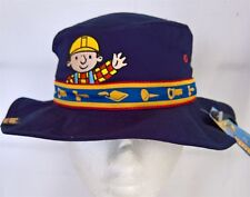 ~ Bob the Builder - BRIMMED SUN HAT BOYS KIDS