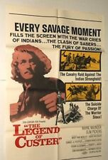 """16mm Feature """"THE LEGEND OF CUSTER"""" (1968)  Wayne Maunder Slim Pickens"""