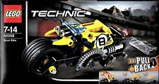 Lego Technik Stunt Sport Renn Motorrad Spielzeug Bike für Jungen ab 7 Jahren NEU