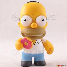 Kidrobot - The Simpsons series 1 - Homer Simpson with Donut 3-inch vinyl figure