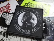 Extreme Noise Terror Patch Grindcore Crust Brutal Truth