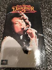 NEW - Coal Miners Daughter VHS tape sealed
