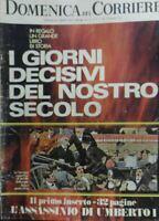 DOMENICA DEL CORRIERE N.4 1971