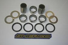 SHERCO ENDURO & SUPERMOTO SWINGING ARM BUSHES/BEARINGS SEALS KIT-YEARS-READ MORE