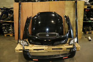 JDM 2005-2007 SUBARU LEGACY BP5 Wagon Front Bumper Fender Hood Headlights Skirts