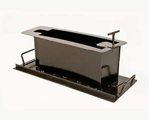 Water tank casting mould (12,000 litre capcity 3 metre radius)