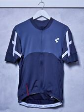 Cube Blackline Bicycle Clothing WLS Cycling Jersey Mens Short Sleeve Size XL