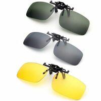 Clip para gafas graduadas, Clip gafas de sol, abatible, Sunglasses clip.