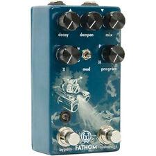 Walrus Audio Fathom Multi-Function Reverb Guitar Effects Pedal