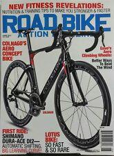 Road Bike Action Magazine June 2017 Colnago's Aero Concept Bike FREE SHIPPING sb