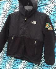The North Face Boy's Black Denali Fleece Jacket Size S