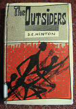The Outsiders, by S. E. Hinton. Viking, 1967. First edition, sixth printing.